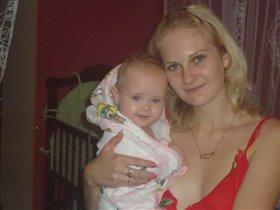 сыночек с мамочкой