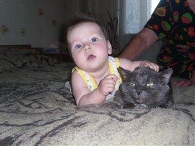 старый и малый)))