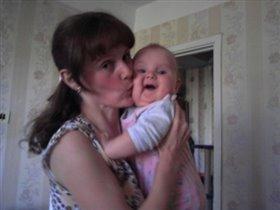 Дочка - я тебя люблю!!!