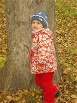 'Осенняя прогулка в парке'