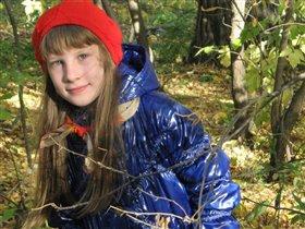 Ккрасная шапочка в лесу