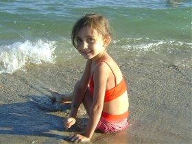 море, волны, солнце - что может быть прекраснее?