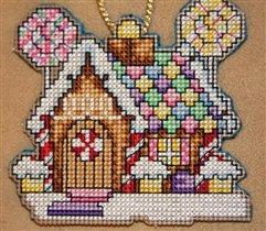 Gingerbread House Wizzer by Janlynn