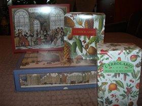 Коробки подарочные НГ