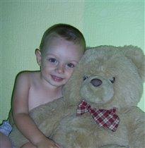 Медвежонок и я неразлучный друзья