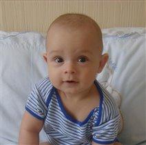 Мой морячок!))