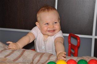 Люблю улыбаться!!!
