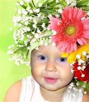 Мой цветочек !