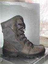 ботинок со вспышкой