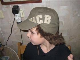 шапка бенетон