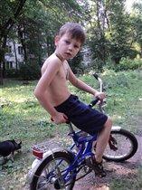 Велобайкер :)