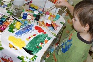 5-ти летний художник