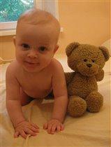 Егорка и медвеженка