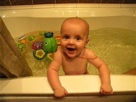 купаться я люблю!!!