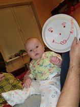 подтверждение  в фотоконкурс 'Малыш на обложку'