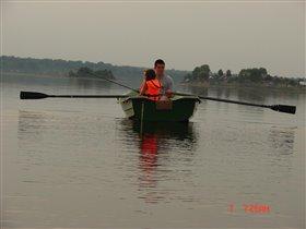 Ульянка - первая рыбалка