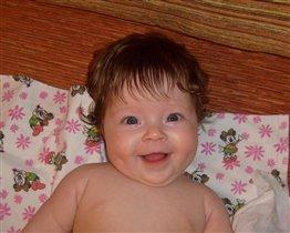 Моя малышка )))