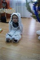 Мой зайчонок Илюша - 2 года...2010 год.