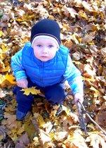 Осенняя прогулочка