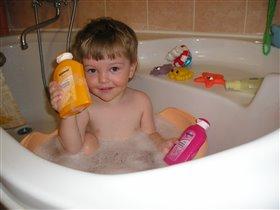 Да здравствует мыло душистое!