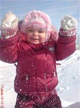 Снежная радость.