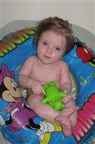 Мой заплыв в ванной