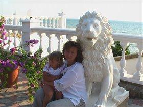 Я и дочка