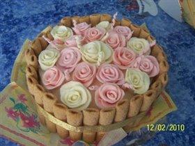 Торт 'Весенний'