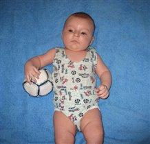 я буду играть в футбол!