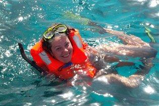Всё. Решено. С понедельника учусь плавать!