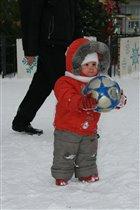 Кто сказал, что футбол не зимний вид спорта?