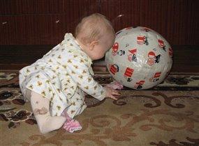 Мяч на голову приму, а потом пинать пойду!!!!