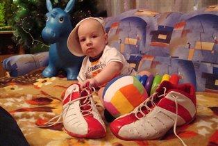 щас... только шнурки завяжу!!!