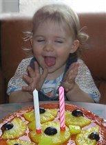 Мой тортик, как и я - растет?!