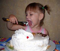Почему же день рожденья не назвать нам Днем торта?