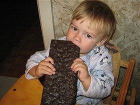 Вкусная шоколадка...