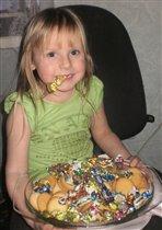 сладкоежка-Юлия