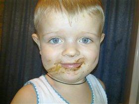 Повышает настроение шоколадное печенье...