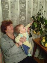 Бабуля дай помогу!