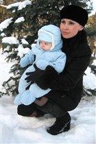 Мамина снежинка