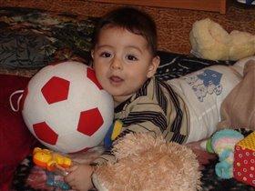 Буду футболистом!