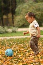 Вырасту я футболистом!