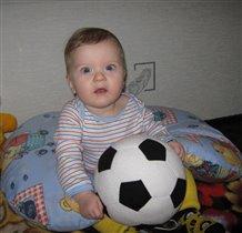Мечтаю стать  футболистом!!!!!!