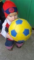 Я буду знаменитым футболистом