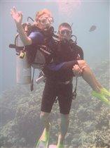 знакомство с подводным миром!!!!
