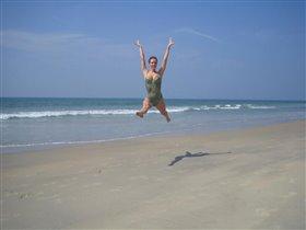 Учусь летать! :))