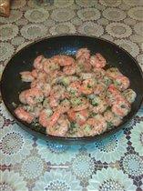 Креветки по рецепту Zабавы