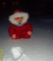 вот такая зима !!!