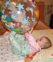 Девочка с шаром