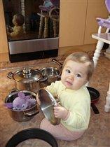 Люблю готовить ;)
